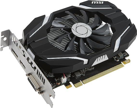 MSI Computer Video Card (GTX 1050 TI 4G OC)