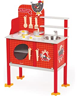 Amazon Com Janod Mademoiselle Maxi Cooker Toys Games