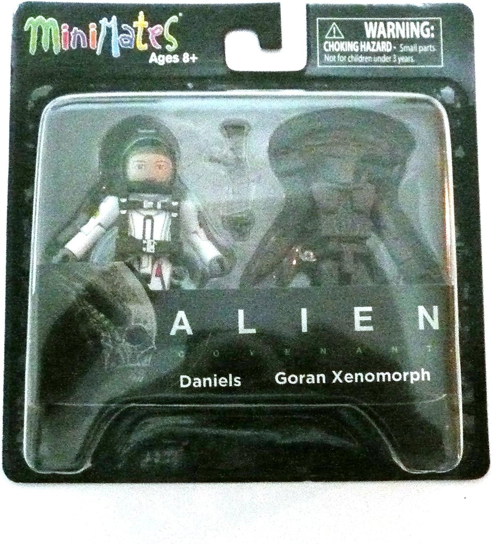 Covenant Movie Minimates Series 1 Complete Set Alien