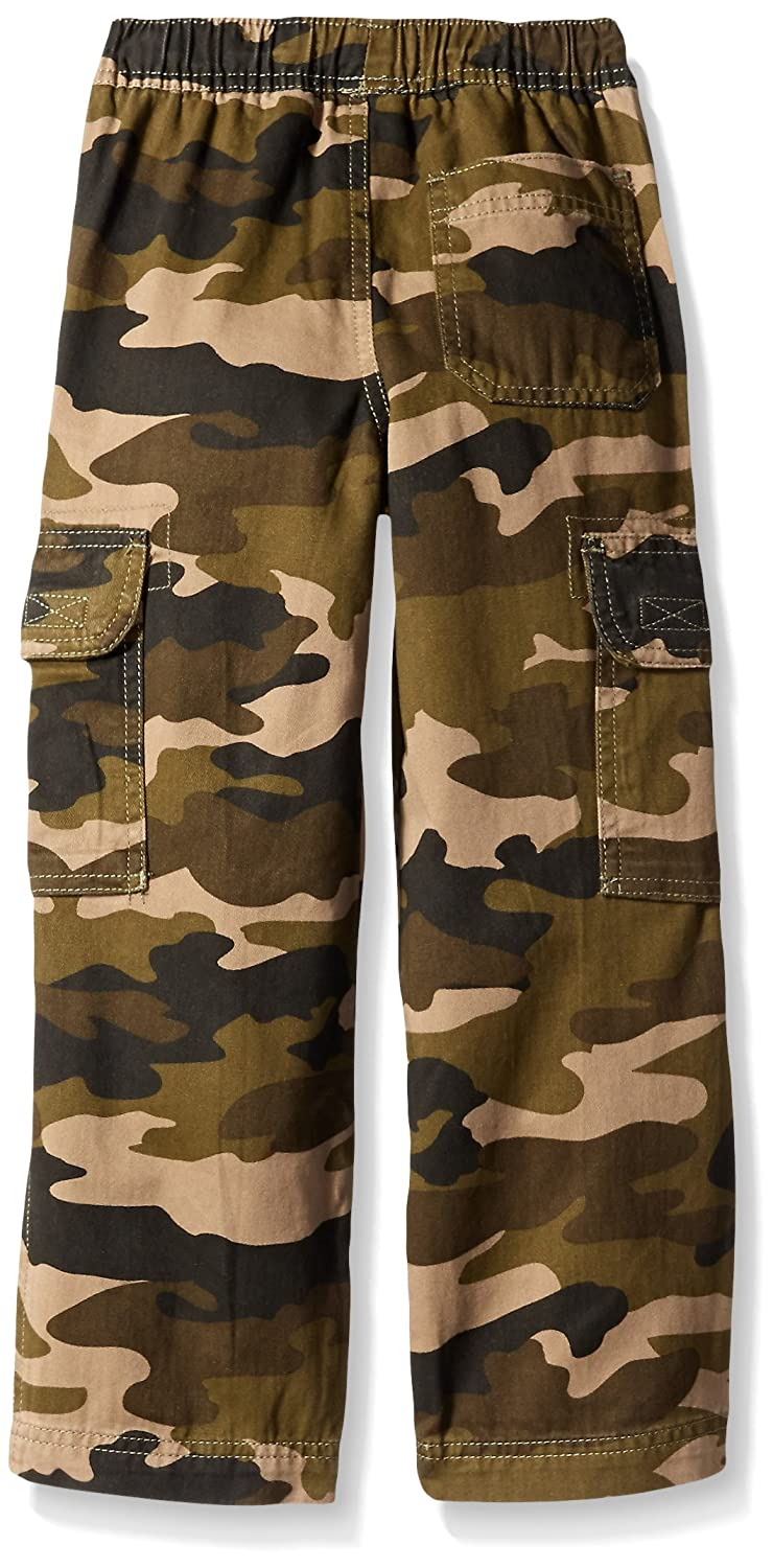 The Childrens Place Boys Pull-On Cargo Pant