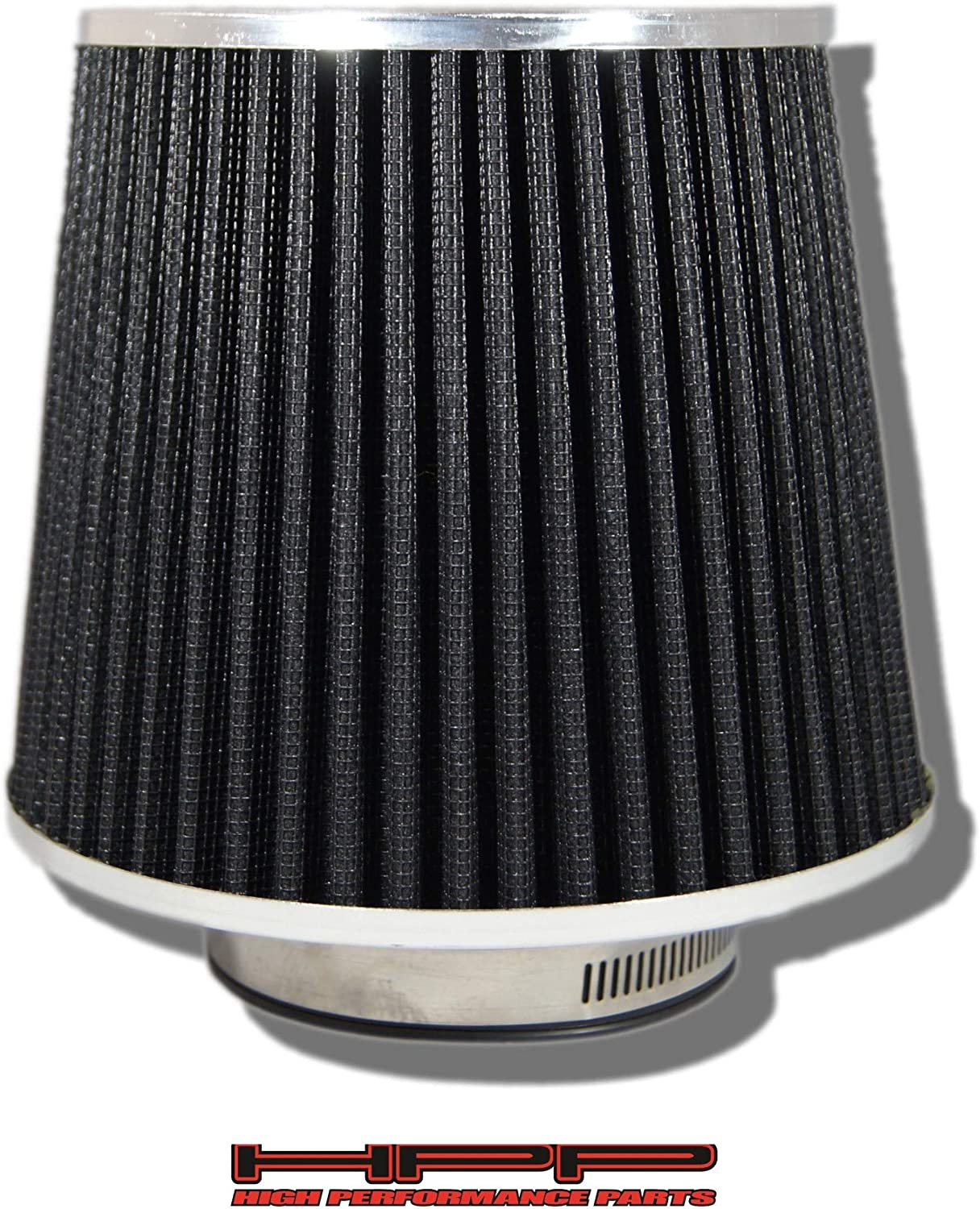 """BLUE 6/"""" Inlet 152mm Cold Air Intake Cone Universal TRUCK FILTER For Mazda"""