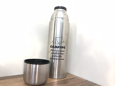 Personalised Tea Coffee Flask Gift For Any Occasion Any