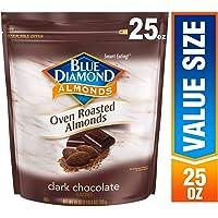 Blue Diamond Almonds 25 Ounce Oven Roasted Almonds