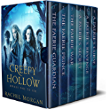 Creepy Hollow Series: Books One to Six