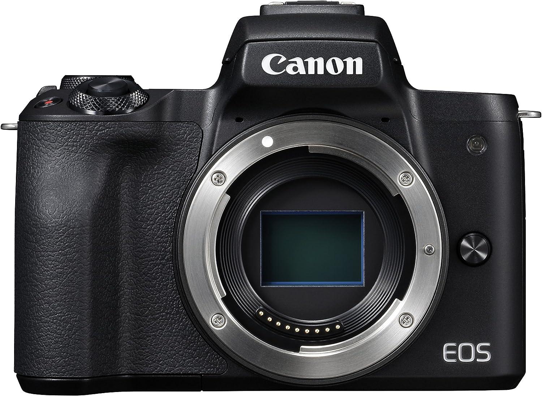 Canon EOS M50 Cuerpo MILC 24,1 MP CMOS 6000 x 4000 Pixeles Negro ...