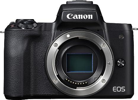 Canon EOS M50 Cuerpo MILC 24,1 MP CMOS 6000 x 4000 Pixeles ...