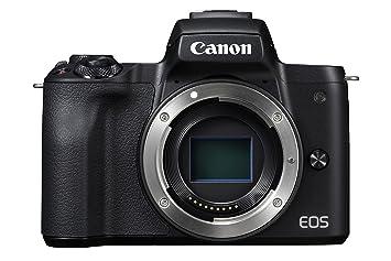 Canon EOS M50 Gehäuse schwarz