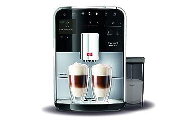 Melitta F850-101 Máquina de Café Automática Caffeo Barista TS Smart (Plata) F 850-101, 1450 W, 1.8 litros: Amazon.es: Hogar