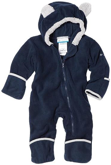 2657e63f5 Amazon.com  Columbia Unisex Baby Tiny Bear Bunting Bodysuit ...