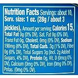Vlasic Snack'mms Pickles, Spicy Minis, 16 Oz