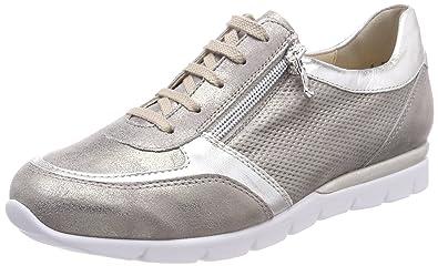 Damen Rosa Sneaker, Beige (Panna), 40 EU Semler