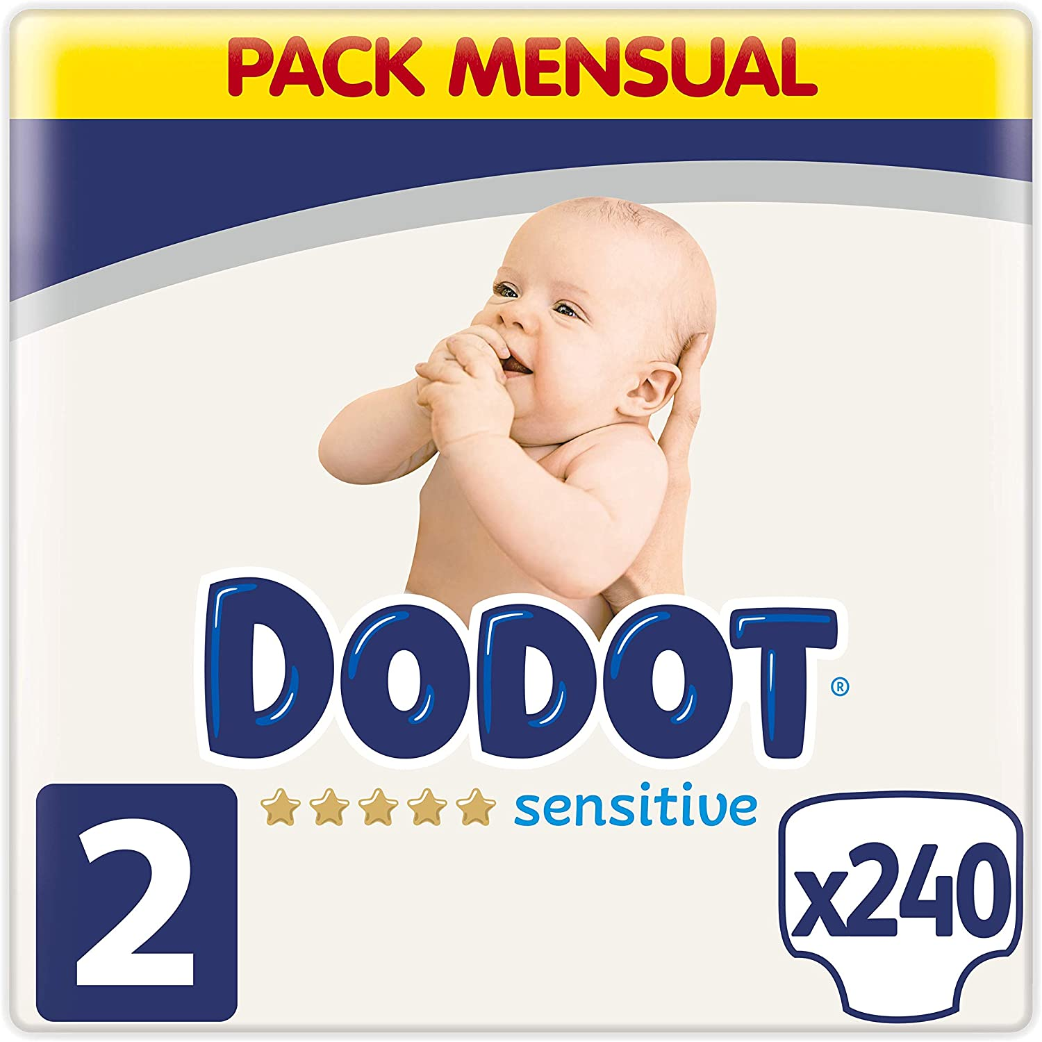 Dodot Sensitive Pañales
