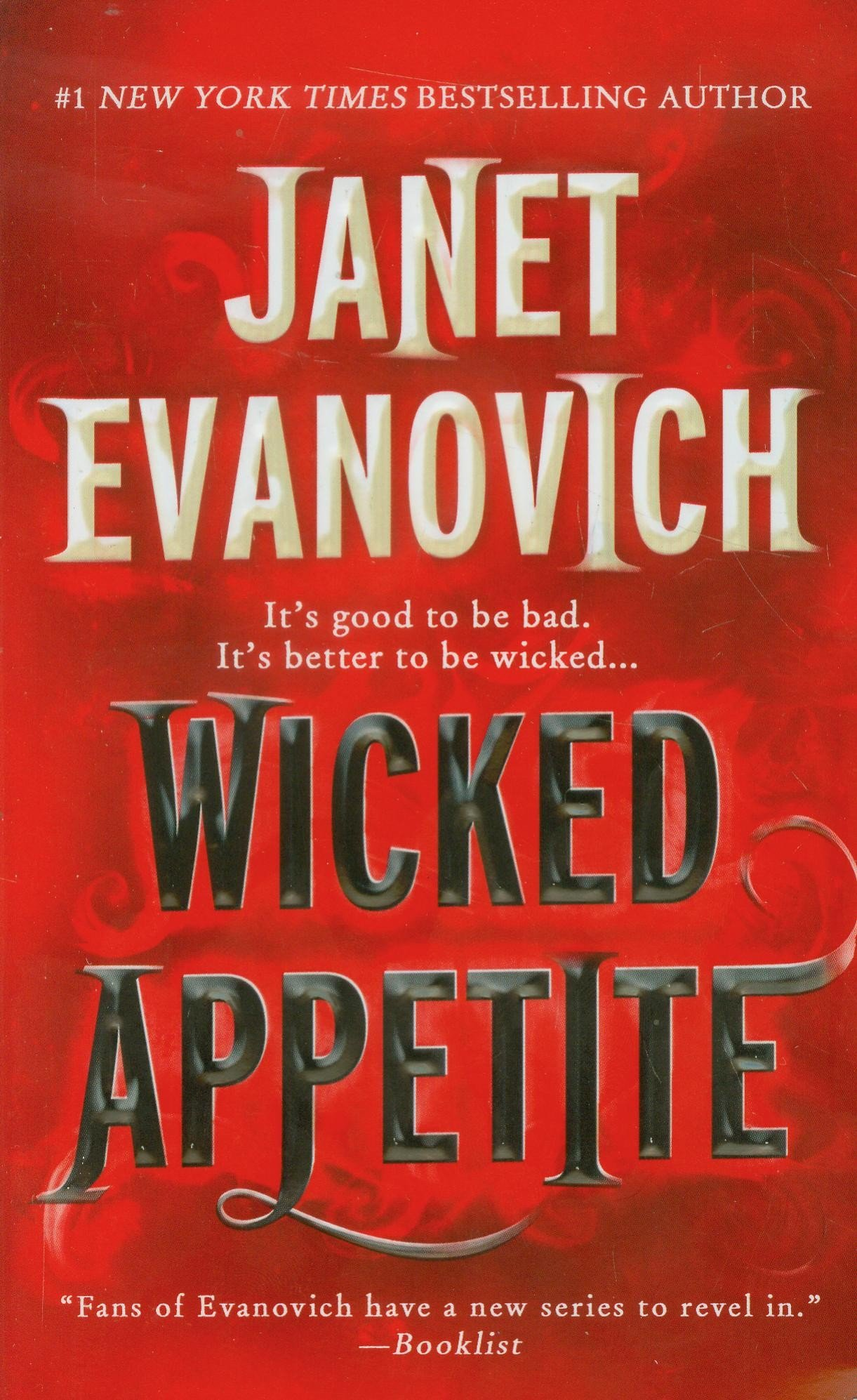 Amazon: Wicked Appetite (lizzy And Diesel) (9780312383350): Janet  Evanovich: Books