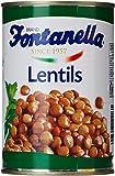 Fontanella - Lentils, Lenticchie - 400 g