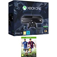 Xbox One Console Halo: The Master Chief Collection and FIFA 15