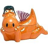 Joy Toy 65427Kokosnuss 3d Barattolo di ceramica per biscotti in confezione regalo