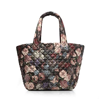 5bb4b7a5898f Amazon.com: Mz Wallace metro tote medium Night Garden Floral Print bag:  Shoes