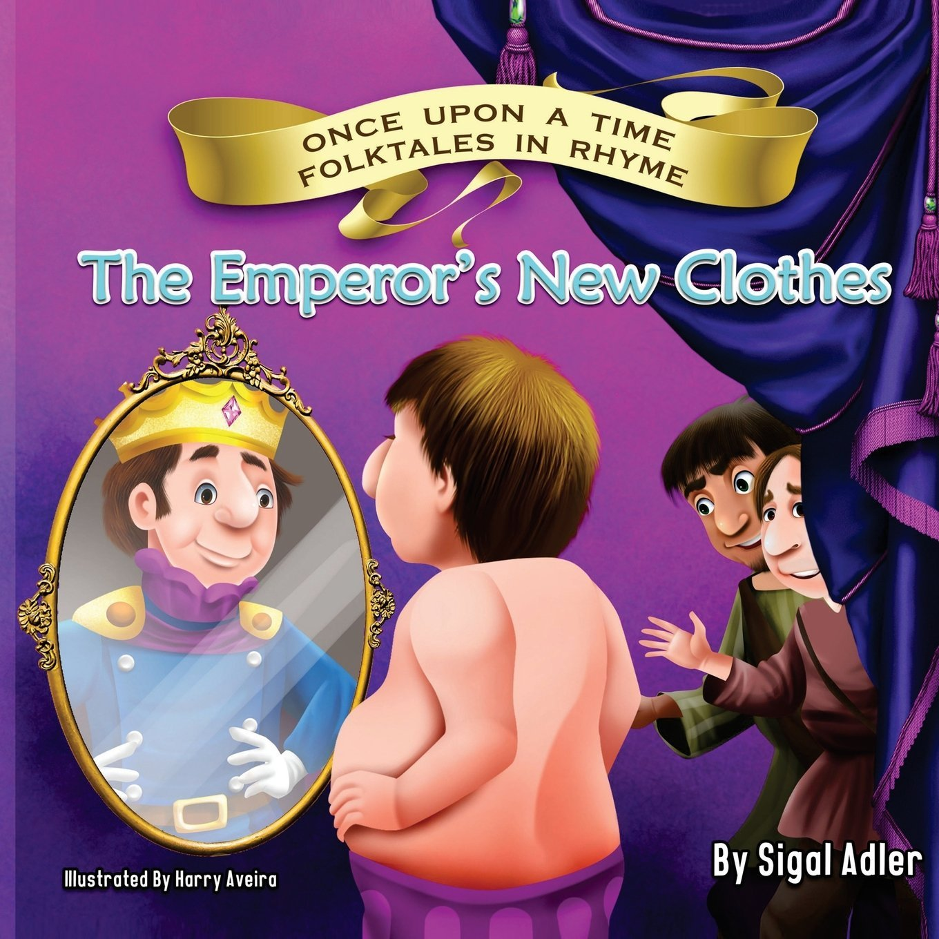 The Emperor's New Clothes: Hans Christian Andersen Stories in Verse for Kids (Children's Bedtime Dreaming books Book) (Volume 2) PDF