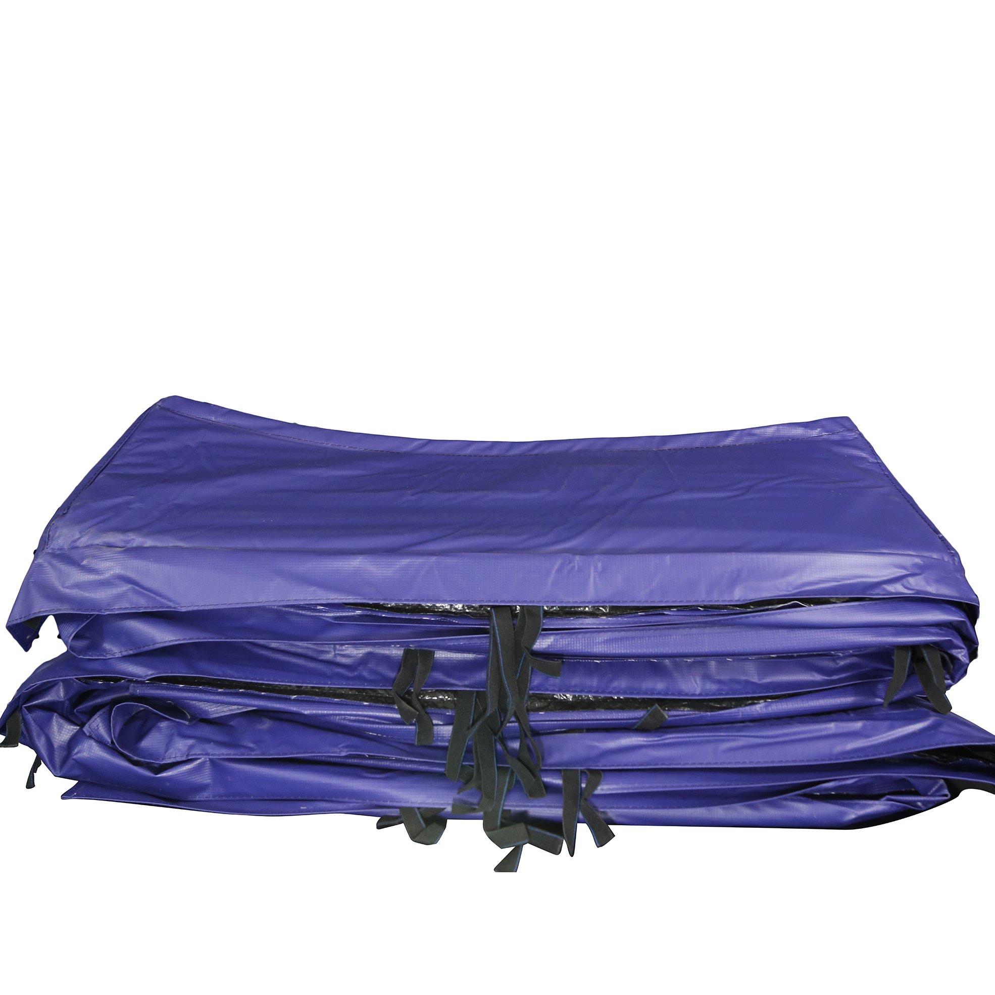 Skywalker Trampolines Round Spring Pad, 12', Blue by Skywalker Trampolines (Image #1)