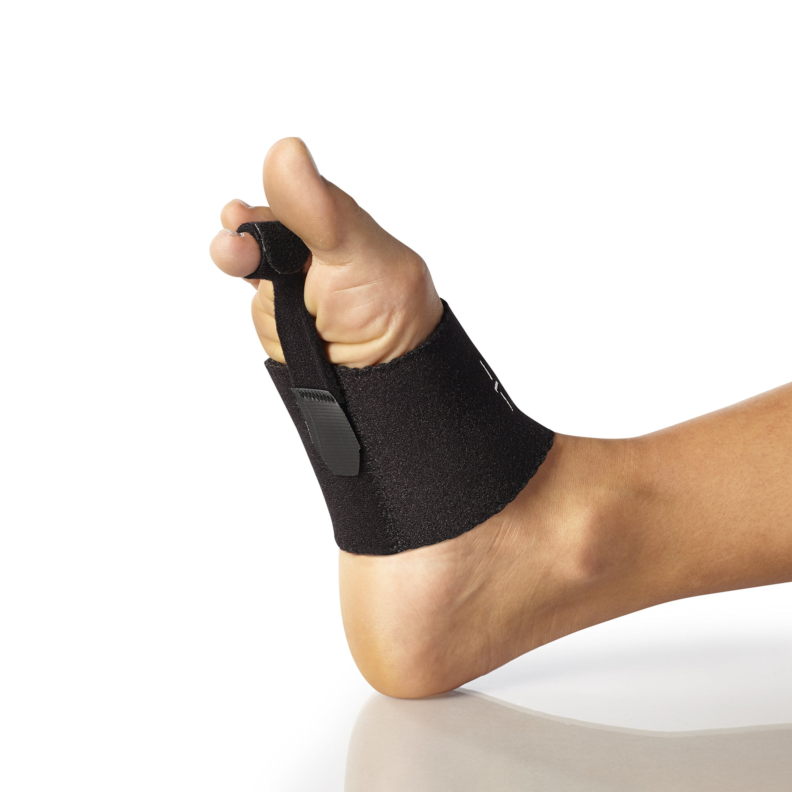 Hammer Toe Straightener for Metatarsalgia, Claw Toe, or Mallet Toe - Osteotomy Strap and Foot Compression Wrap - by BioSkin by BIOSKIN