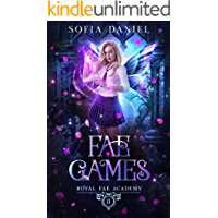Image for Fae Games: A Reverse Harem Paranormal Bully Romance (Royal Fae Academy Book 2)