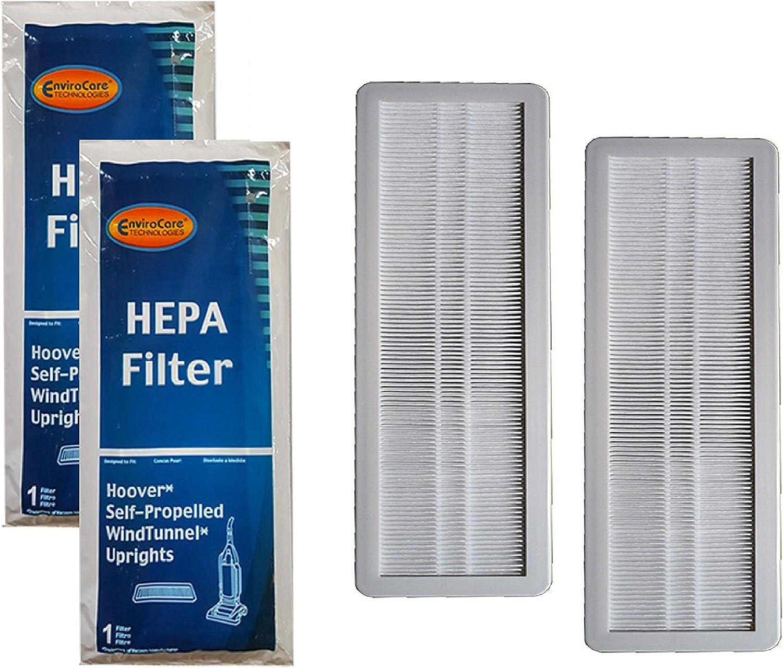 White 2 Hoover EMW1591387 2PK WindTu Final Filter