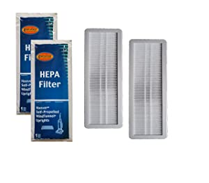 EnviroCare Replacement Vacuum HEPA Filters for Hoover Self-Propelled WindTunnel 2 filters