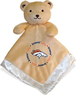 NFL Denver Broncos Baby Fanatic Snuggle Bear (Discontinued by Manufacturer) BFFBDENSB