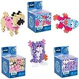 PLUS PLUS – Set of 3 Mystery Makers – Pets, Bundle 1 – Construction Building STEM | STEAM Toy, Interlocking Mini Puzzle Block