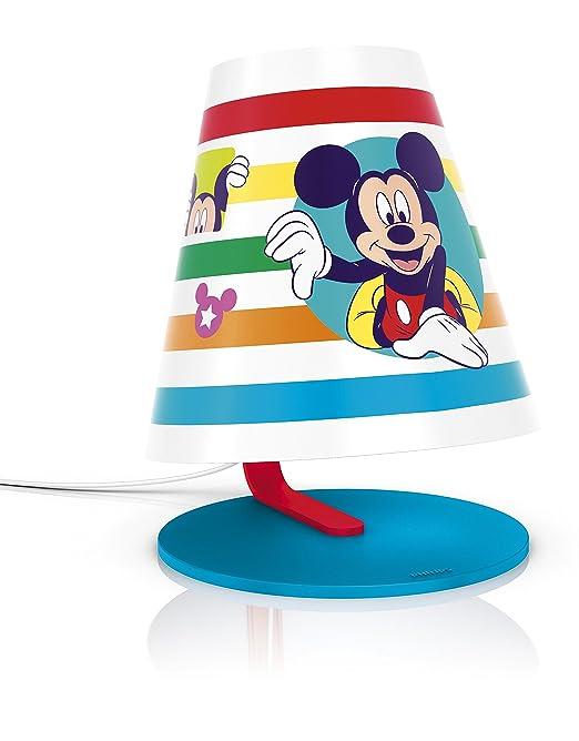 49 opinioni per Philips e Disney, Mickey Mouse, Lampada da Tavolo LED 3W