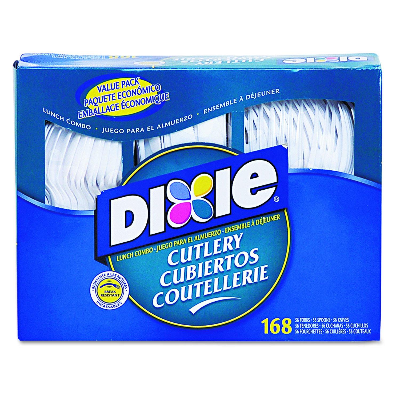 Amazon.com: Paquete combinado Dixie CM168CT, bandeja con ...