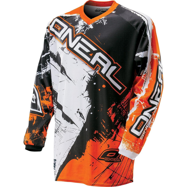 maglia di colore nero//arancio Shocker Element MX 0024S-40 ONeal