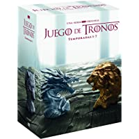 Juego De Tronos - Temporadas 1 a 7