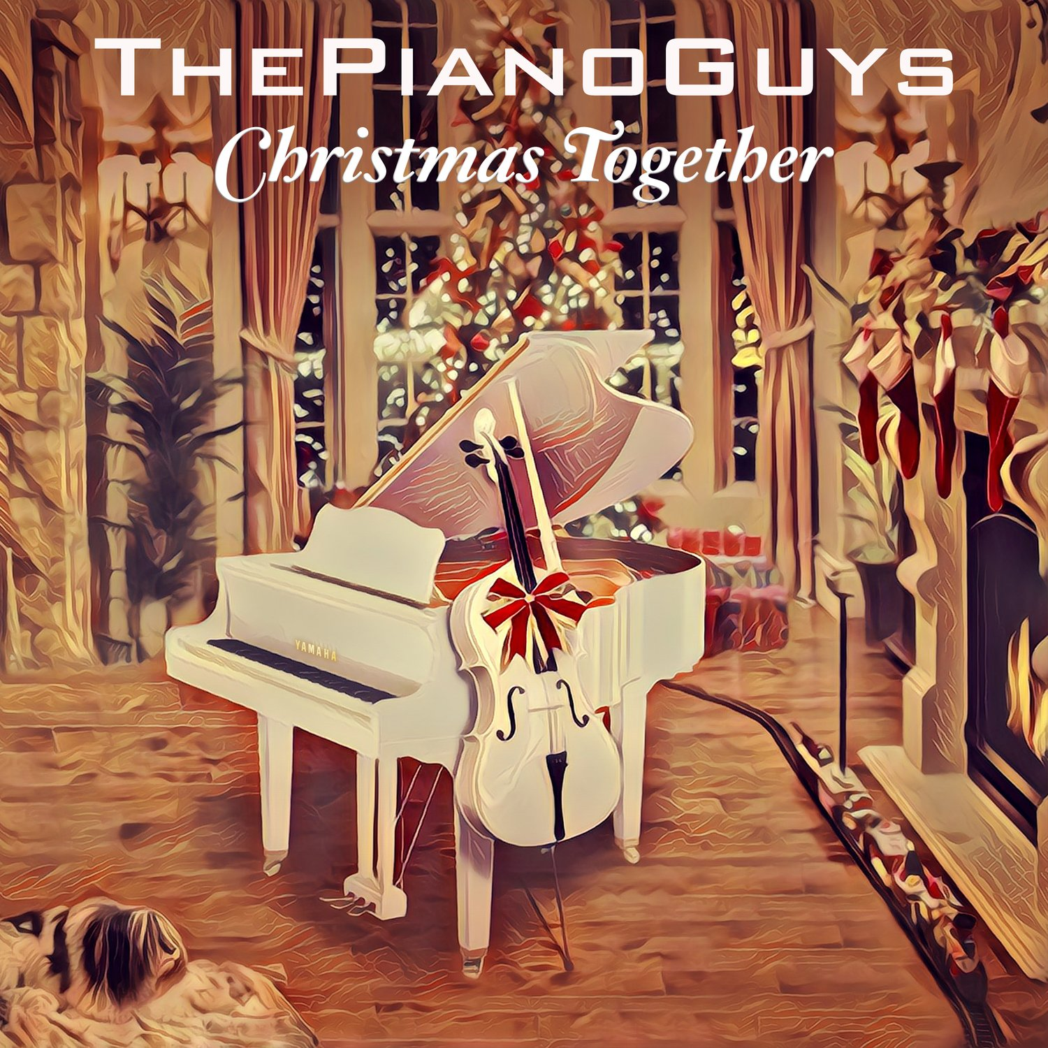 the piano guys various christmas together amazoncom music