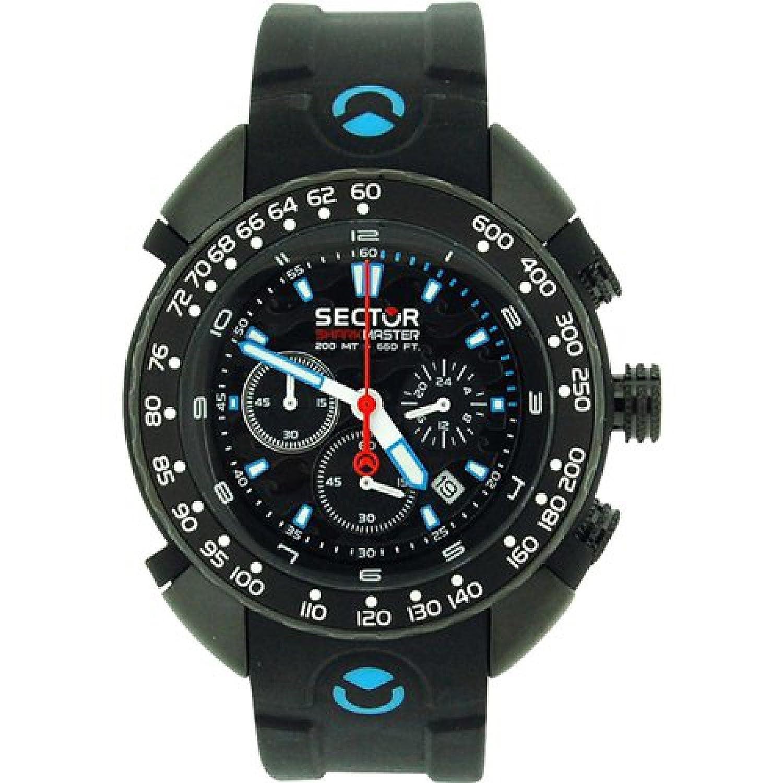 [セクター] SECTOR 腕時計 シャークマスター クロノグラフ R3271678125 メンズ [並行輸入品] B005GI2W5W