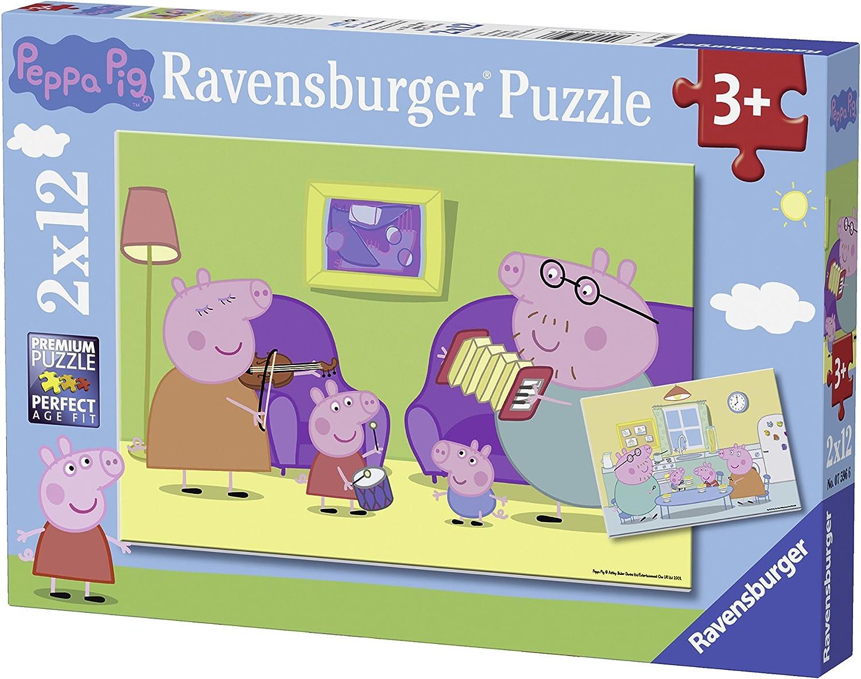 Ravensburger 07596 - Rompecabezas (Rompecabezas para Suelo ...