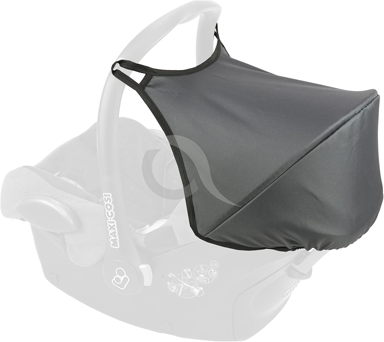 Baby Waterproof Hood Sun Shade UV Protection Fits Maxi Cosy Cabriofix Car Seat