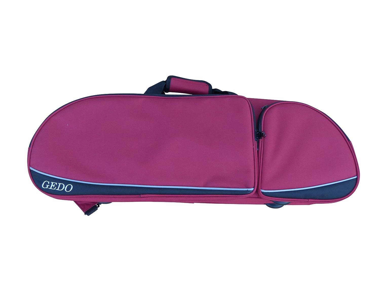 Geigenkoffer Geigenkasten Geigenetui für die 4//4 Größe neu,pink