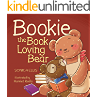 Bookie The Book Loving Bear: A children's book about dealing with bullies at school. (Kids Book, Preschool Book, Picture…