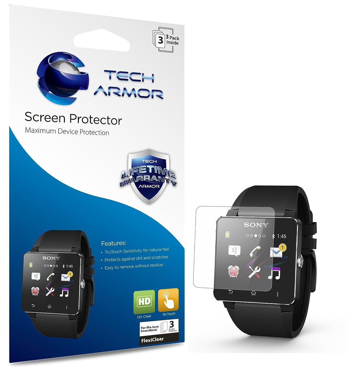 Tech Armor - Pack de 3 protectores de pantalla HD-Clear para ...