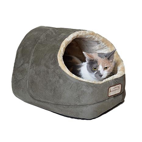 ARMARKAT Pulsera arkat Cueva Forma Pet Gato Camas para Gatos y ...