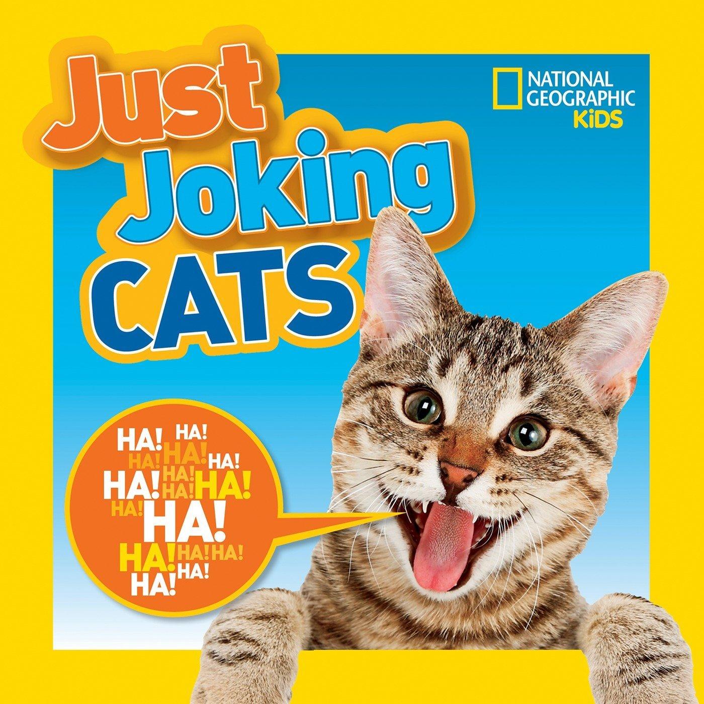 National Geographic Kids Just Joking Cats PDF