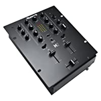 Numark M2   2-Channel Scratch DJ Mixer, Rack Mountable with 3-Band EQ