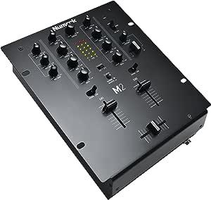 Numark M2 - Mezclador de DJ de 2 Canales Especial para Scratch ...