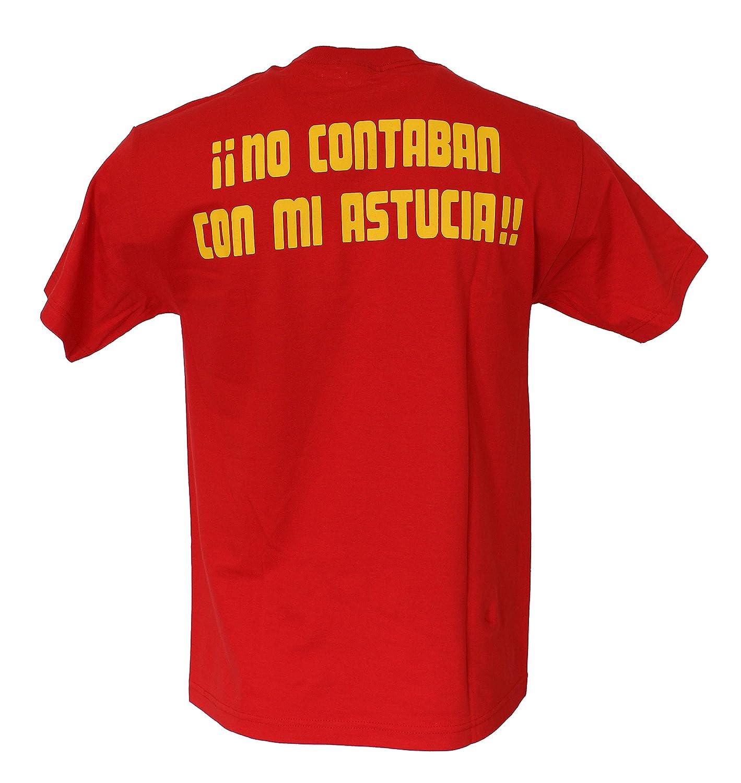 Amazon.com: EL Chapulin Colorado EL Chavo CH Chespirito Mens Funny T Shirt: Clothing