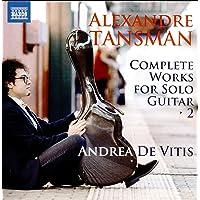 Works For Solo Guitar 2 Andrea De Vitis Buy MP3 Music Files