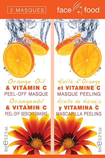 Face Food Orange And Vitamin C by Montagne Jeunesse