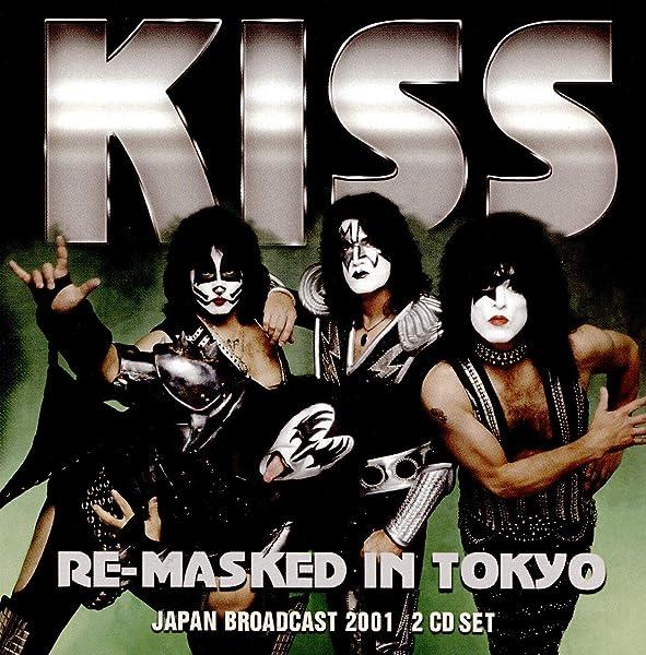 Re-Masked in Tokyo : Kiss: Amazon.es: Música