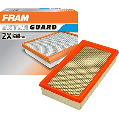 FRAM CA8969 Extra Guard Flexible Rectangular Panel Air Filter: Automotive