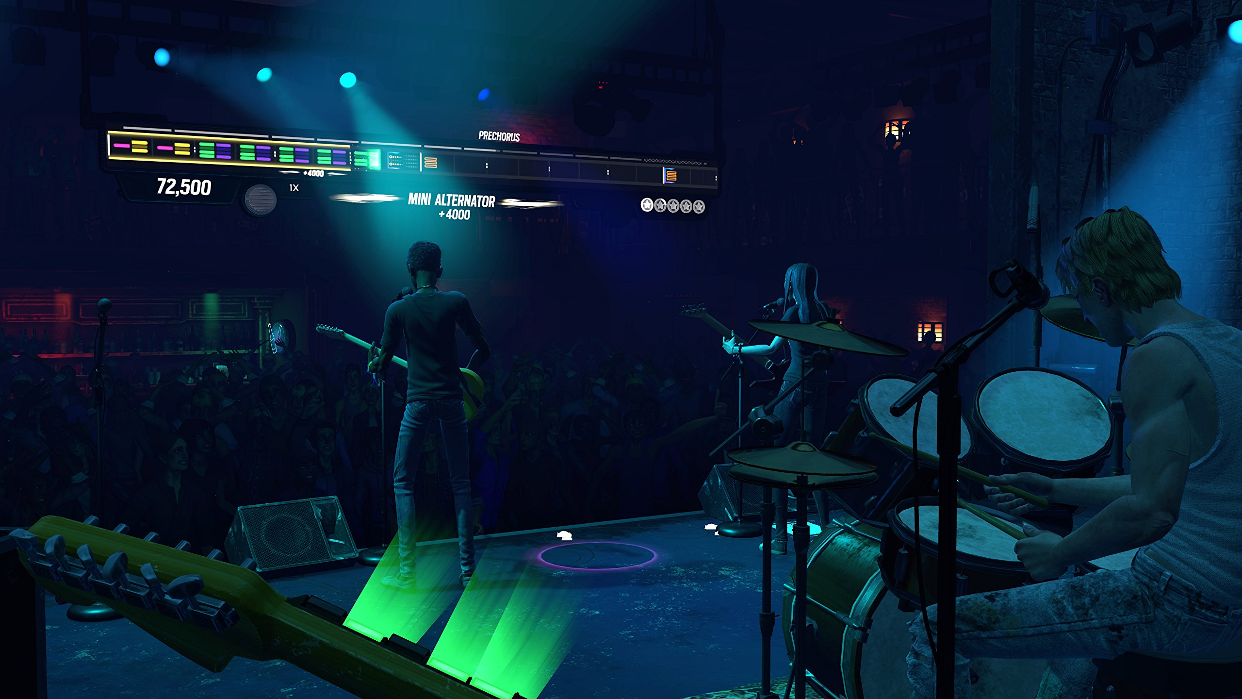 2180cd07202 Image Unavailable. Image not available for. Color  Rock Band VR Game ...
